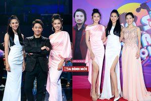Hoa hậu Trần Tiểu Vy khoe vẻ đẹp quyến rũ, đọ sắc cùng Nguyễn Thúc Thùy Tiên