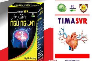 Công ty Thảo dược Á Châu bị thu hồi 14 giấy xác nhận công bố sản phẩm