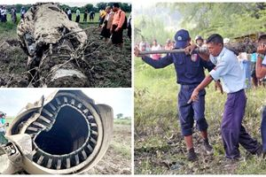 Myanmar rơi cùng lúc 2 máy bay chiến đấu - 4 người thương vong
