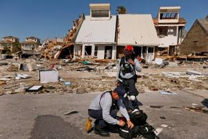 Mỹ: 29 người chết, nhiều người mất tích sau bão Michael