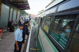 TP.HCM: Hai tuyến xe bus có trợ giá tăng 3000 đồng/vé