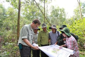 Ứng dụng công nghệ quản lý rừng: Đột phá của ngành lâm nghiệp