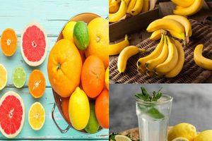 6 thực phẩm tuyệt đối không nên ăn khi bụng đói
