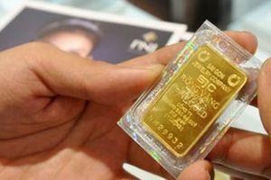 Thị trường vàng trong nước đang ấm dần lên
