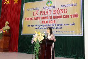 Thừa Thiên Huế: Hơn 28.000 người cao tuổi đang hưởng chế độ bảo trợ xã hội