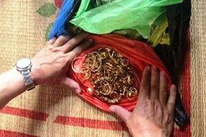 Bắt giữ 3 nghi can vụ trộm cắp 200 cây vàng nhà đại gia ở Ninh Bình