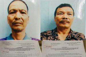 Thanh Hóa: Bắt 2 đối tượng làm giả giấy tờ để lừa đảo chiếm đoạt tài sản