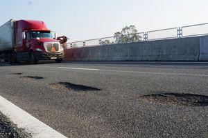 Cao tốc Đà Nẵng – Quảng Ngãi: Đã khắc phục xong mặt đường đoạn Km0+000 – Km65+000