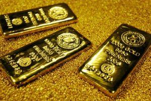 Giá vàng ngày 17/10: Vàng thế giới cao nhất trong 2 tháng