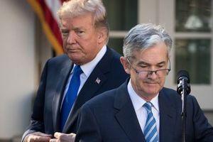 Ông Trump: 'FED là mối đe dọa lớn nhất của tôi'