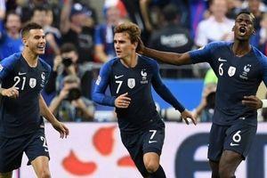 UEFA Nations League: Pháp khiến Đức có nguy cơ xuống hạng