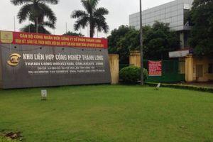 Hưng Yên: Thanh tra toàn diện Dự án Khu dịch vụ thương mại và nhà ở của Công ty Thép Thành Long