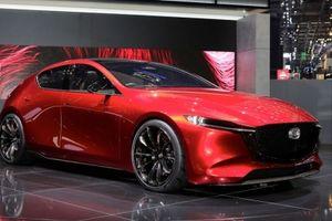 Mazda3 2019 lộ diện qua teaser đầu tiên trước thềm trình làng vào tháng tới