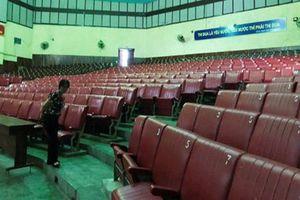 Bên trong nhà hát lớn nhất vùng ven Sài Gòn 'chỉ để làm cảnh'