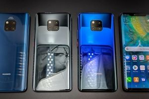 Huawei trình làng bộ đôi siêu phẩm Mate 20 và 20 pro