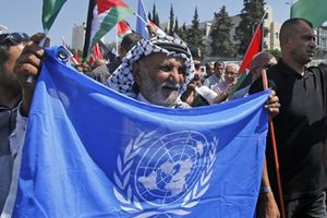 Liên Hợp Quốc trao quyền Chủ tịch G77 cho Palestine