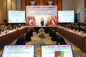 Hội nghị quan chức cấp cao về vấn đề ma túy lần thứ 6