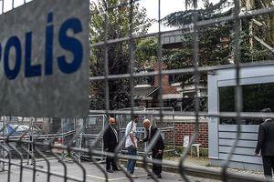 Xác định 5 nghi phạm trong vụ nhà báo Khashoggi bị sát hại