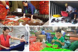 Xuất siêu của Việt Nam lên con số kỷ lục 6,32 tỷ USD