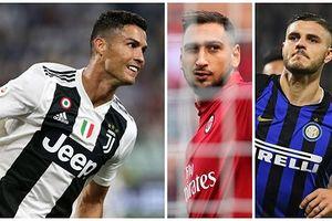Ronaldo và đội hình 'công thủ toàn diện' của Serie A 2018/2019