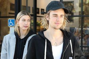 Justin Bieber tươi cười bàn chuyện có con sau tin sốc Selena nhập viện