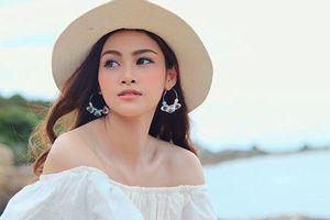 Ngắm nhan sắc trẻ trung, quyến rũ của Hoa hậu Quốc tế Lào 2018