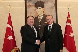 Ngoại trưởng Mỹ tới Thổ Nhĩ Kỳ giải quyết vụ nhà báo mất tích