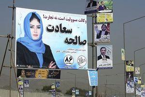 Thách thức lớn nhất của chính phủ Afghanistan trong bầu cử Quốc hội