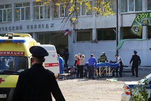 Xác định nghi phạm tấn công khủng bố ở trường cao đẳng Kerch-Crimea