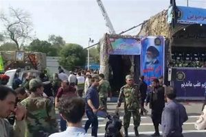 Iran tuyên bố tiêu diệt kẻ chủ mưu vụ tấn công đoàn diễu binh