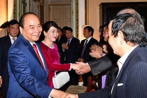 Thủ tướng Nguyễn Xuân Phúc đề nghị bà con Việt kiều Bỉ gìn giữ truyền thống văn hóa dân tộc
