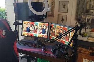 Đột nhập nơi sống và làm việc trị giá 15 triệu USD của 5 game thủ YouTuber nổi tiếng nhất thế giới