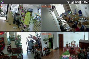 Dùng camera trong gia đình có thể bị lộ thông tin riêng tư của người dùng