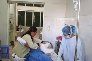 Đà Nẵng: 8 nạn nhân vụ tàu cá phát nổ, bị bỏng trên 30%