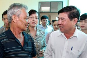 Chủ tịch UBND TP.HCM: Tôi chân thành xin lỗi người dân Thủ Thiêm