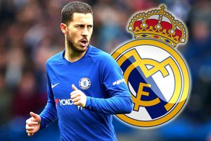 Chelsea cảnh báo Real: 'Hazard không phải để bán'
