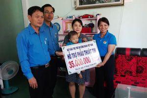 Hỗ trợ kinh phí phẫu thuật tim cho trẻ em nghèo