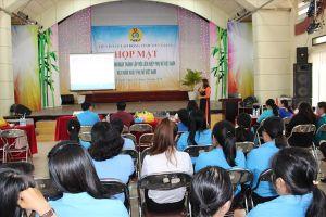 Tưng bừng tổ chức kỷ niệm Ngày Phụ nữ Việt Nam ở Tiền Giang
