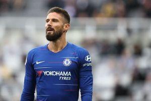 West Ham tính gấp mua 'chân gỗ' Giroud của Chelsea