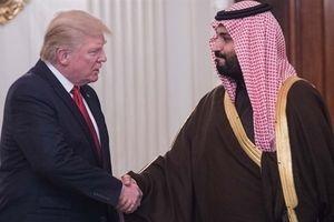 Ông Trump lại 'bất thường' với Arab Saudi: Đàm phán thành công
