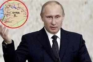 Mỹ trừng phạt doanh nghiệp Nga tái thiết Syria: Putin tính sao?