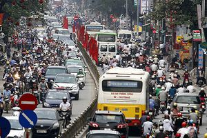 Mỗi năm dân số Hà Nội tăng tương đương một huyện lớn