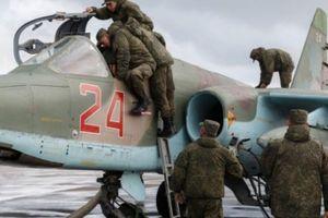 Tổng thống Putin tuyên bố sự thật về chiến sự Syria