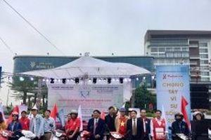 Thông điệp 'Cho đi là còn mãi' lan tỏa tại tỉnh Ninh Bình