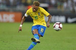 Brazil thắng nhọc Argentina