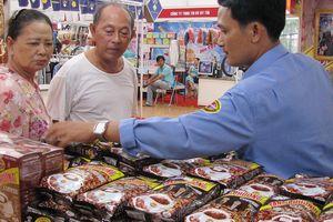 Phát hiện 439 vụ vi phạm an toàn vệ sinh thực phẩm
