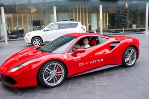 Công an xử lý siêu xe Ferrari gặp nạn của ca sĩ Tuấn Hưng thế nào?