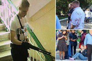 Chân dung hung thủ xả súng trường học gây chấn động nước Nga