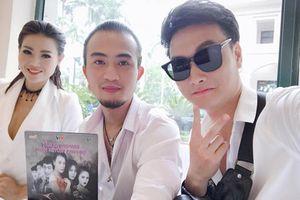 Ngắm gu thời trang của 'Thái tử Thiên Thai' trong Quỳnh Búp bê