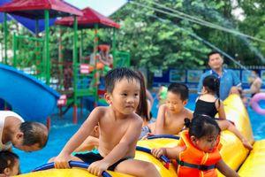 Công viên nước Arena Bay Cam Ranh (Khánh Hòa): Tạo thêm cơ hội học bơi, trang bị kỹ năng phòng tránh đuối nước
